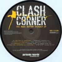 CLASHCORNER - The Rock Bottom Thinder EP : 12inch