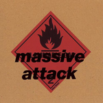 MASSIVE ATTACK - Blue Lines : LP