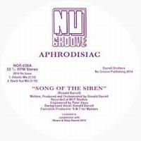 APHRODISIAC - Song Of The Siren : NU GROOVE (UK)