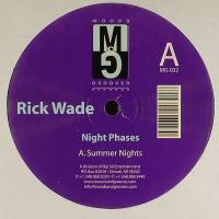 RICK WADE - Night Phases : MOODS & GROOVES (US)
