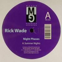 RICK WADE - Night Phases : 12inch