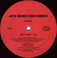 STRAFE - Set It Off : 12inch