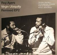 ROY AYERS - Virgin Ubiquity Remixed EP 2 : 2x12inch