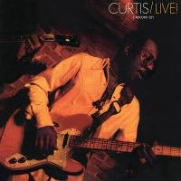 CURTIS MAYFIELD - Curtis/Live! : 2LP