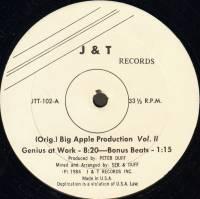 BIG APPLE PRODUCTION - Big Apple Production Vol.2 : 12inch