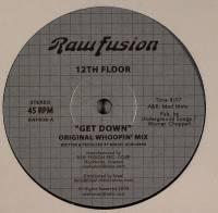 12TH FLOOR - Get Down : 12inch