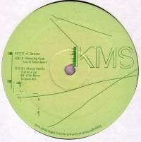 E-DANCER - Velocity Funk / Banjo / The Move (Remixes) : KMS (US)