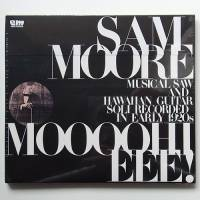 SAM MOORE - Moooohieee! : CD