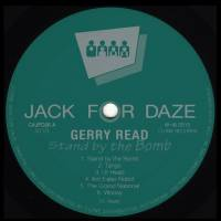 GERRY READ - Stand By The Bomb : CLONE JACK FOR DAZE (HOL)