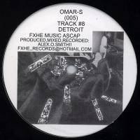 OMAR-S - Track #8 : 12inch