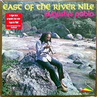 AUGUSTUS PABLO - East Of River Nile : LP