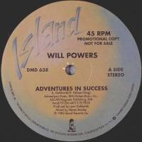 WILL POWERS - Adventures In Success : 12inch
