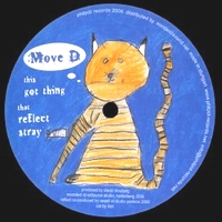 MOVE D - Got Thing : 12inch