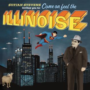 SUFJAN STEVENS - Illinois : 2LP