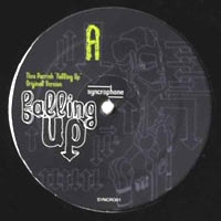 THEO PARRISH - Falling Up (Original Version & Remixes) : SYNCROPHONE (FRA)