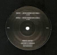 SUBSTANCE & VAINQUEUR - Remixes Chapter 1 : SCION VERSIONS (GER)