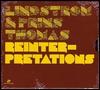 LINDSTROM & PRINS THOMAS - Reinterpretations : CD