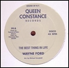 WAYNE FORD - Dance To The Beat Freak Out : QUEEN CONSTANCE (US)