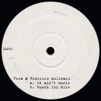VERA & FEDERICO MOLINARI - It Ain't Music : 12inch