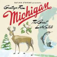 SUFJAN STEVENS - Greetings From Michigan: The Great Lake State : 2LP+DOWNLOAD CODE
