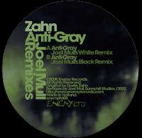 ZAHN - Anti-Gray Remixes : 12inch