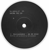 BOOLA & DEMOS - Anima Tru EP : 12inch