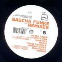 SASCHA FUNKE - Mango Remixes : 12inch
