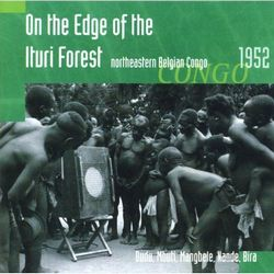 VARIOUS - HUGH TRACEY - On The Edge Of The Ituri Forest : SWP <wbr>(HOL)