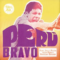 VARIOUS - Peru Bravo : 2LP+DOWNLOAD CODE