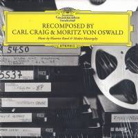 CARL CRAIG & MORITZ VON OSWALD - Recomposed : 2LP