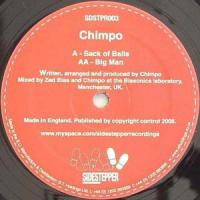 CHIMPO - Sack Of Balls / Big Man : 12inch