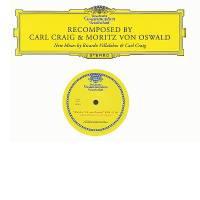 CARL CRAIG & MORITZ VON OSWALD - ReComposed - New Mixes By Ricardo Villalobos & Carl Craig : 12inch