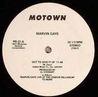 MARVIN GAYE - Got To Give It Up / After The Dance : MOTOWN (US)