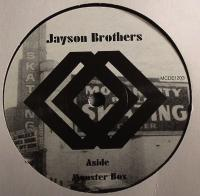 JAYSON BROTHERS - Monster Box / All My Life : 12inch