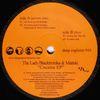 THE LADY BLACKTRONIKA & MATTSKI - Cocaine Ep/ Dubbyman & Above Smoke Rmx : DEEP EXPLORER (ESP)