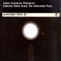 KERRI CHANDLER - The Unreleased Files Expansion Pack 0.1 : 10inch