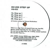 JUS-ED - GV-255 Step Up : 12inch