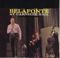 HARRY BELAFONTE - At Carnegie Hall : CD