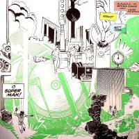M.A.N.D.Y. VS. BOOKA SHADE FEAT. LAURIE ANDERSON - O Superman Remixes : 12inch