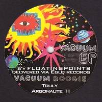 FLOATING POINTS - Vacuum Boogie EP : 12inch