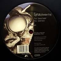CYRUS - Space Cadet / Junk Yard : TECTONIC (UK)