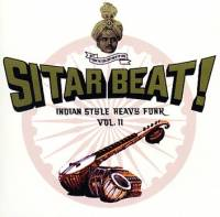 VARIOUS - Sitar Beat! Indian Style Heavy Funk Vol.2 : CD