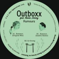 OUTBOXX feat. NAOMI JEREMY - Rumours, Andrés Remix : 12inch