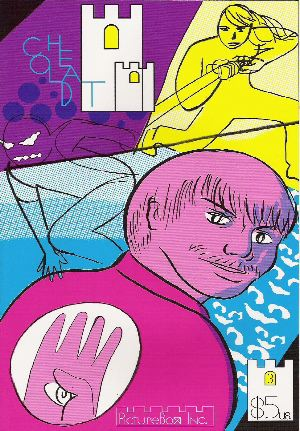 BEN JONES AND FRANK SANTRO - Cold Heat 3 : BOOK