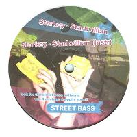 VARIOUS - Street Bass Anthems 4 : 12inch