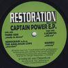 VARIOUS - Captain Power EP : RESTORATION (GER)