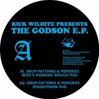 RICK WILHITE - The Godson EP : 12inch