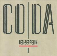 LED ZEPPELIN - Coda : CD