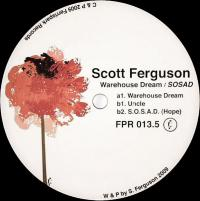SCOTT FERGUSON - Warehouse Dream / S.O.S.A.D (Hope) : 12inch
