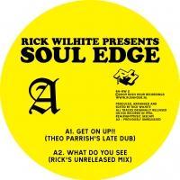 RICK WILHITE - Soul Edge EP : 12inch